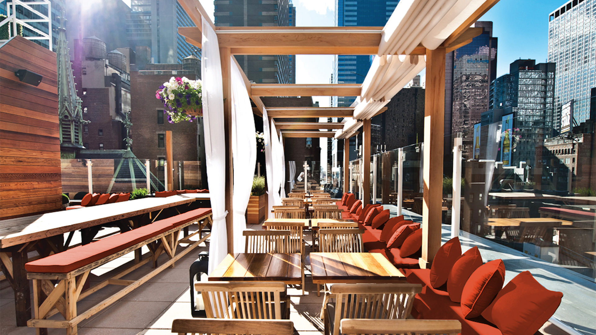 Haven Rooftop – Cabana